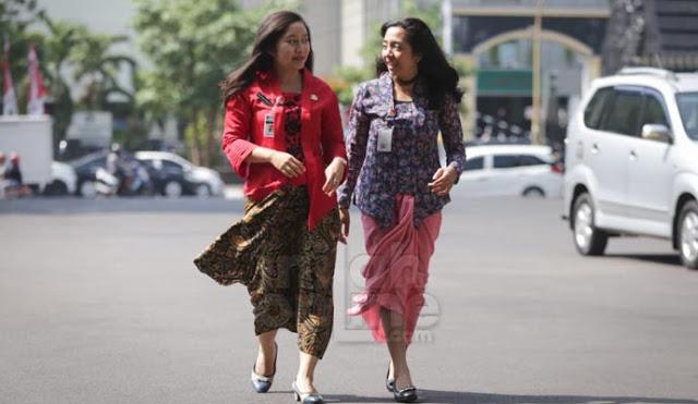 Tjahjo Kumolo Resmi Larang Cadar bagi ASN di Kemenpan-RB; Kalau Pakai Baju Jawa Boleh