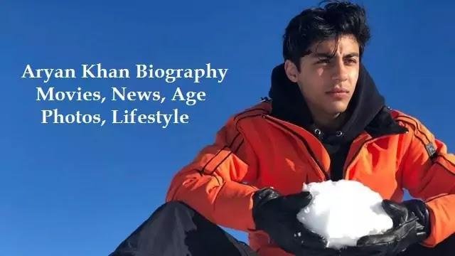 Aryan Khan Biography - Movies, News, Age, Photos, Lifestyle - uslis