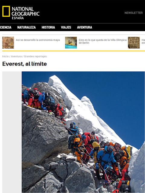 El Everest petao