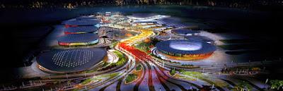 Rio de Janeiro Stage - Summer Olympics 2016