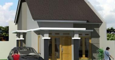 desain rumah minimalis sederhana type 45 - dekorasi rumah