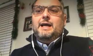 Paraibano naturalizado nos EUA recebe vacina contra Covid-19: 'estou me sentindo ótimo'