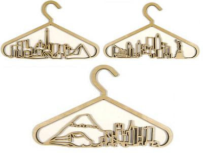 Cool Clothes Hangers and Creative Coat Hangers (15) 10