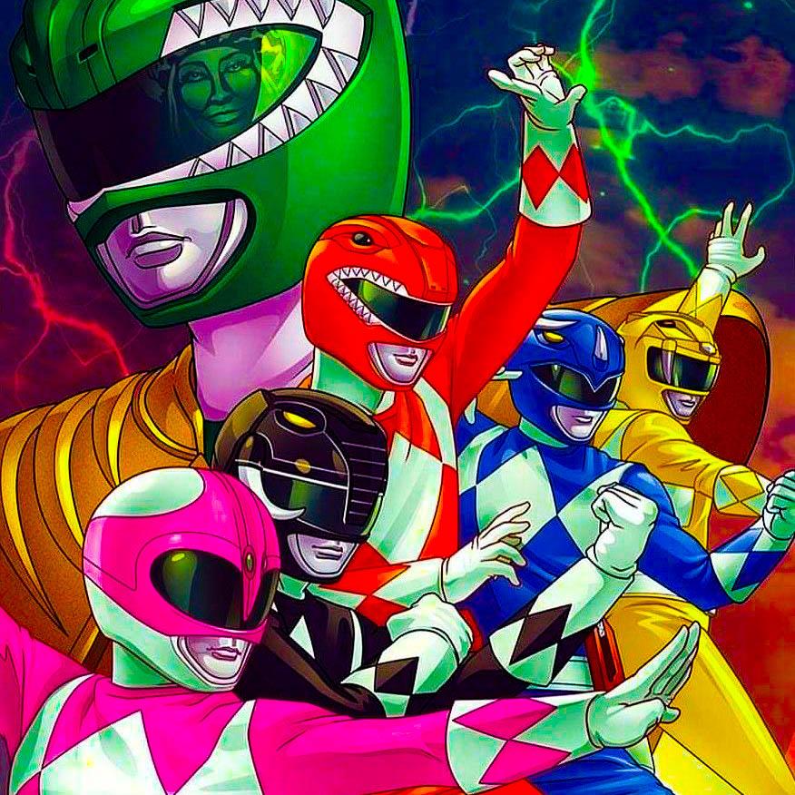 Power Rangers terá nova versão em série e filme