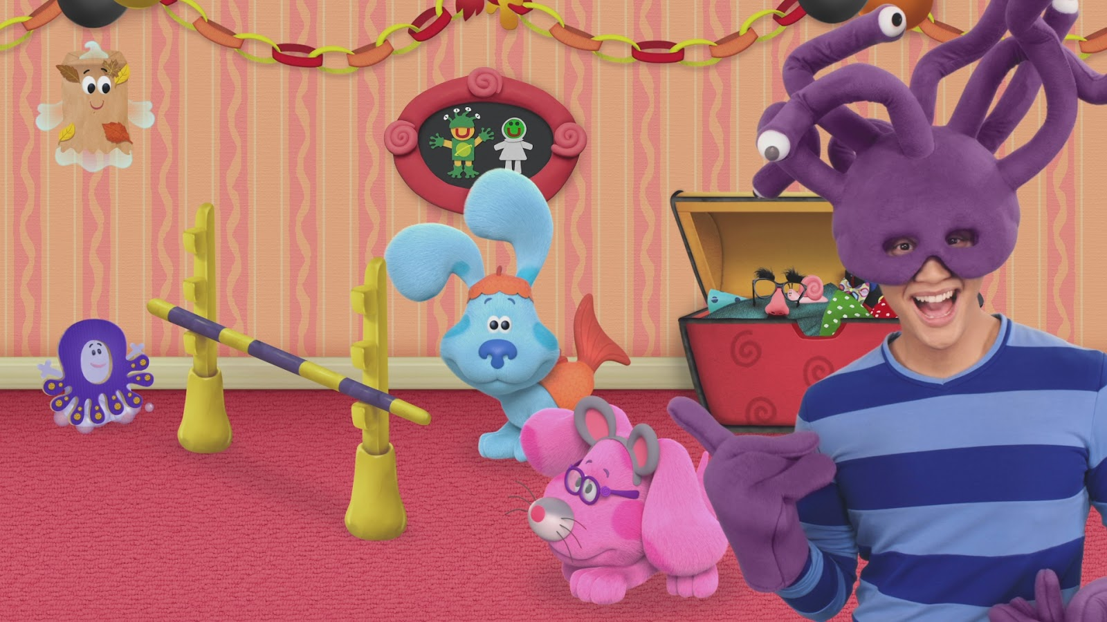 Nick Jr. UK to Premiere 'Blue's Clues & You!' Halloween Special 'Spooky Costume Party with Blue' on Thursday 22nd October 2020