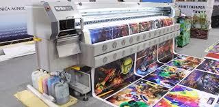 Percetakan Digital Printing, Revolusi Dunia Percetakan