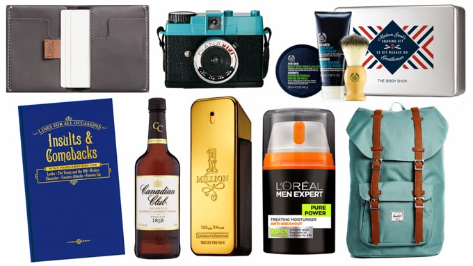 Gift Guide For Him | Cate Renée