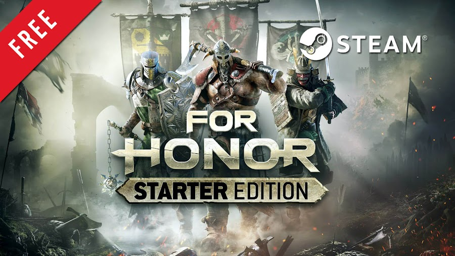 for honor starter edition free pc steam ubisoft 2018