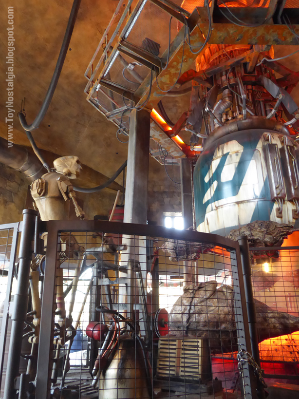 STAR WARS: Galaxy's Edge Ronto Roaster The Black Spire Outpost Marketplace