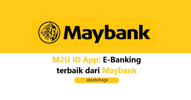 m2u id app bank maybank
