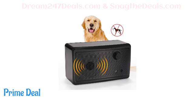 60% OFF  Outdoor Bark Control Device,