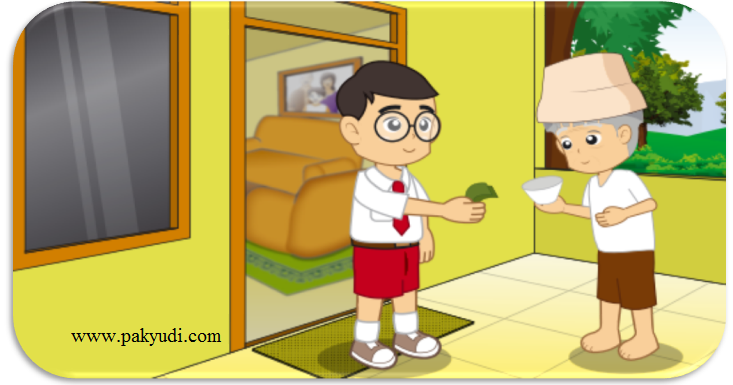 Kunci jawaban pai kelas x. Ulangan Harian PAI dan BP Kelas 4 Bab Perilaku Terpuji