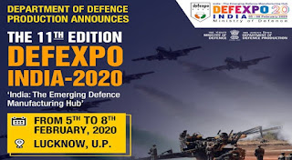 Prime Minister Narendra Modi inaugurates 11th edition of DefExpo held in Lucknow from 5-8 February