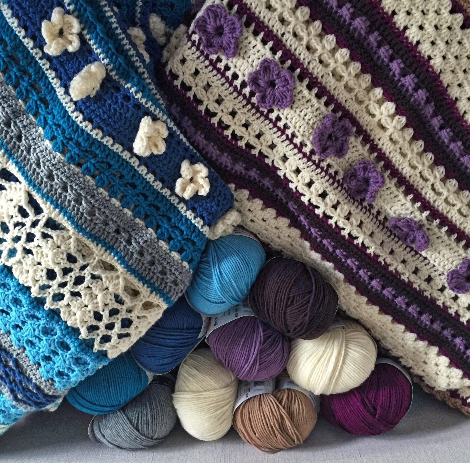 Crochet Along 2017 : ... crochet crochet along 2016 haken mix n match crochet along 2016 week39