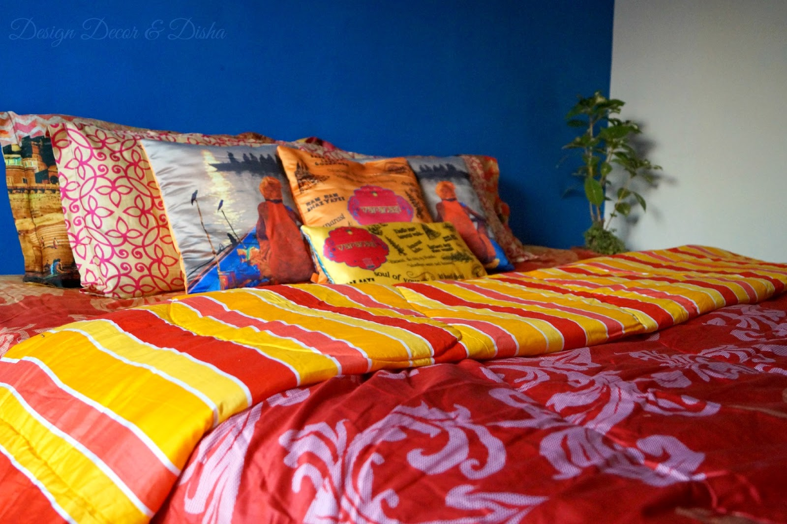 Tickled by inspirations...: home tour: residence of disha from ...
