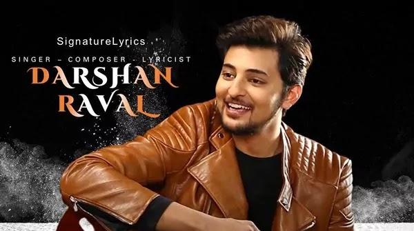 Best of Darshan Raval Songs - List - Lyrics - Videos | Darshan Raval Pic