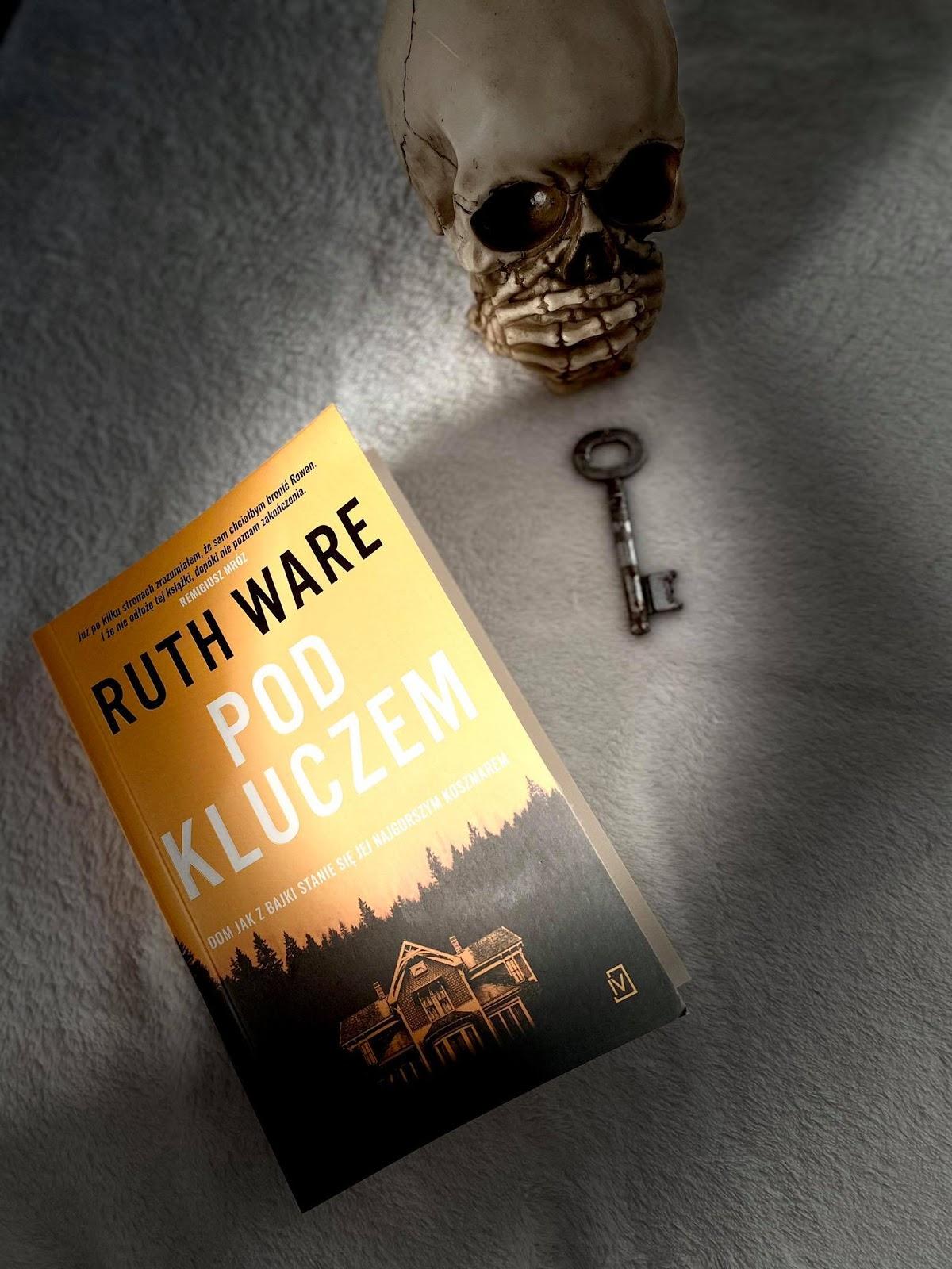 Ruth Ware - Pod kluczem