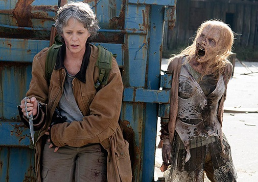"THE WALKING DEAD, EPISODIO 6X16: ""LAST DAY ON EARTH"". LA CRITICA"