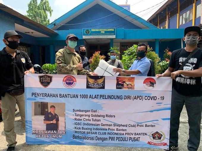 PWI Tangerang Ingatkan Diskominfo