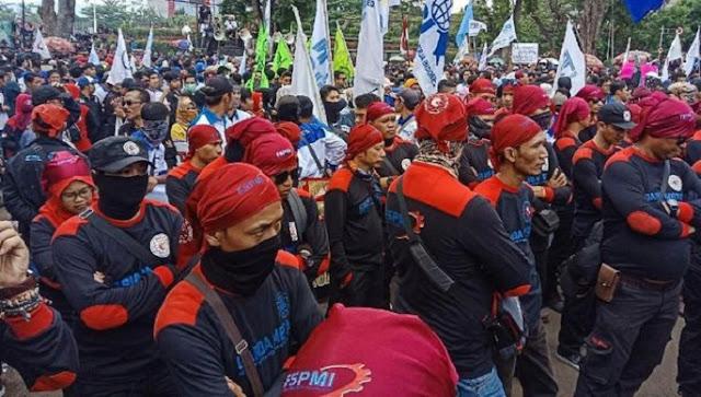 May Day 1 Mei 2020 Prihatin! Imbas Corona, 62.848 Pekerja di Jabar Kena PHK