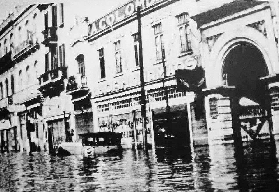 A Enchente de 1941 em Porto Alegre