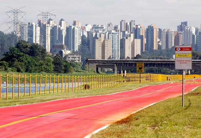 Trecho da Ciclofaixa entre as estações Cidade Universitária e Villa Lobos-Jaguaré é liberada