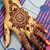 Henna Design - Mehndi Design - Simple Mehndi Design - Simple Mehndi Design - Hand Mehndi Design Pics And Ideas - New Mehndi Design - Urdu Poetry World