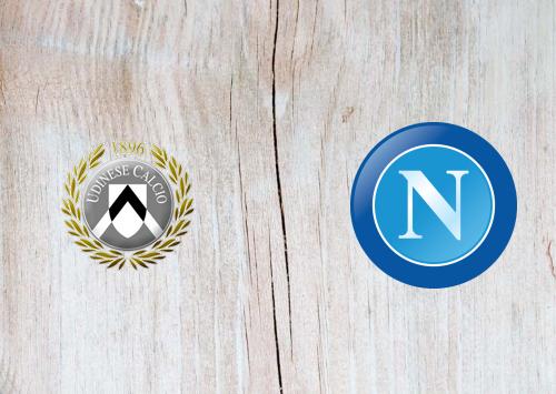 Udinese vs Napoli -Highlights 10 January 2021
