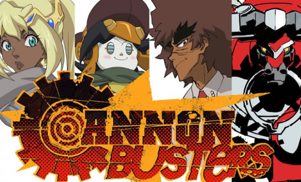 Cannon Busters Episodio 12 Final