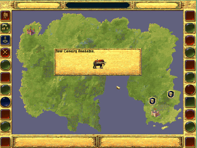Continent 3 | Fantasy General Screenshot