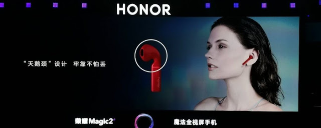Honor Magic 2 launches with an almost Bezel-less Display, Slider Camera, and Kirin 980