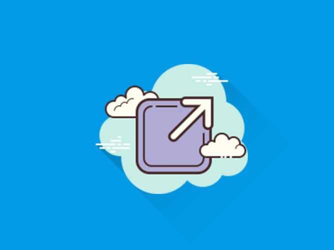 Cara Mengatur Semua Link External Menjadi Open New Tab