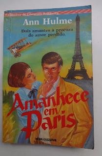 AMANHECE EM PARIS - Ann Hulme