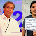 Mar Roxas denies connection to his alleged cousin Juan Ignacio Araneta