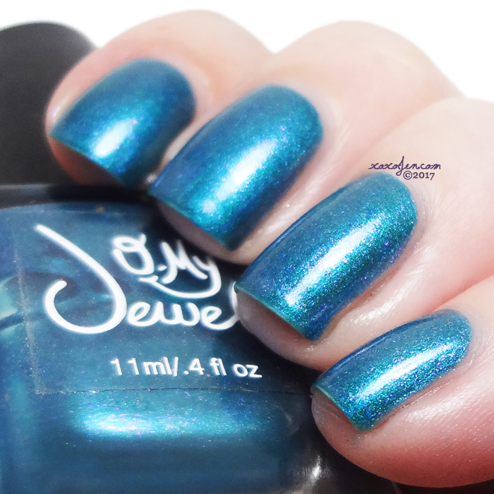 xoxoJen's swatch of O My Jewels Mermaid Tales