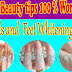 home remedies for whitening hands and feet|hands and feet whitening tips|feet whitening pedicure at home
