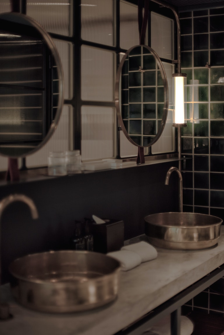 dos lavamanos