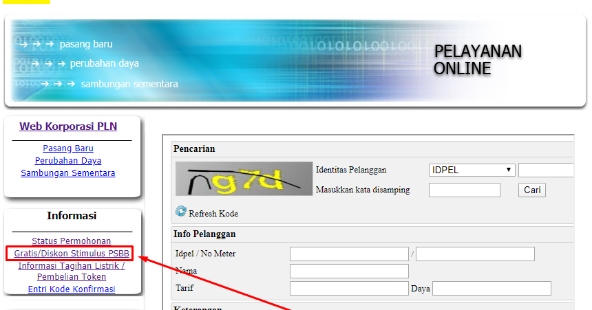 LOGIN www.pln.co.id Gratis Token Pulsa Listrik Oktober ...