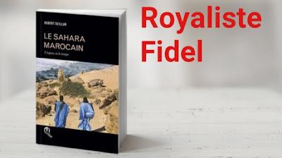 """كتاب """"الصحراء المغربية : الفضاء و الزمان """"، كتاب لهوبير سيان يبسط عرض الهوية المغربية للصحراء"""