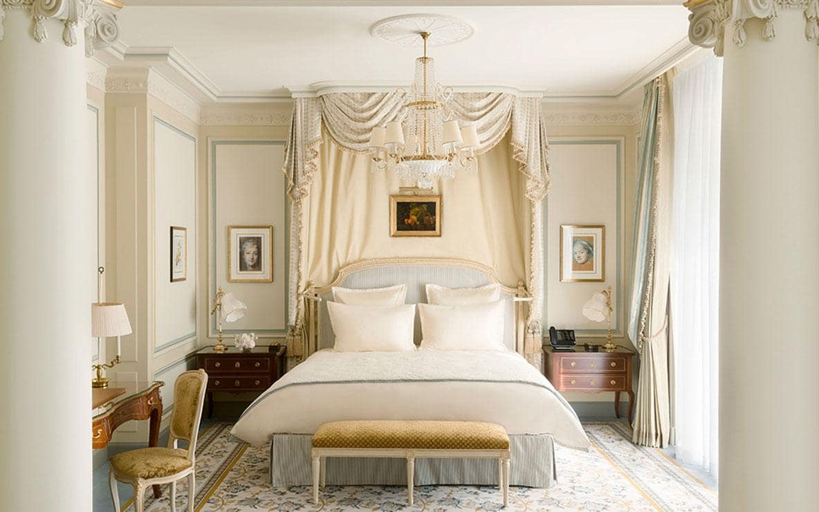 Dreams in hd the ritz paris for Hotel design paris 6