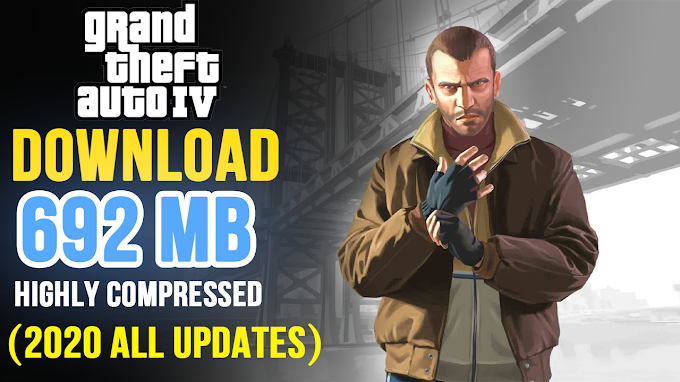 GTA 4 Download Highly Compressed in 700mb For PC With Setup Installation Proof 100% working