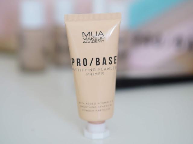 MUA Pro/Base