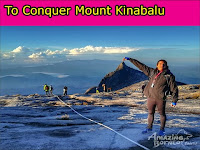 To Conquer Mount Kinabalu