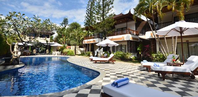 Bali Reski Hotel double six