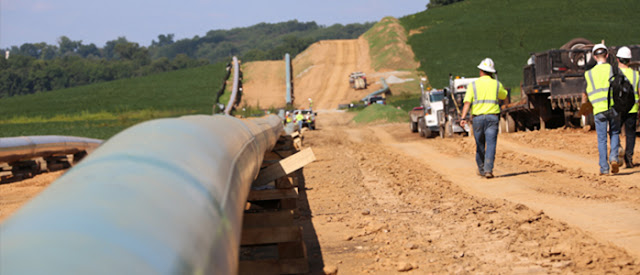 MPLX, Partners Hold Open Season for 500-mile Whistler Pipeline project.