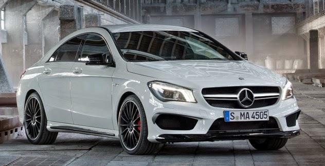 2016 Mercedes-Benz CLA45 AMG Release Date