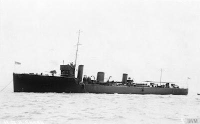 HMS Shark, IWM non-commercial licence © IWM (Q 75119)