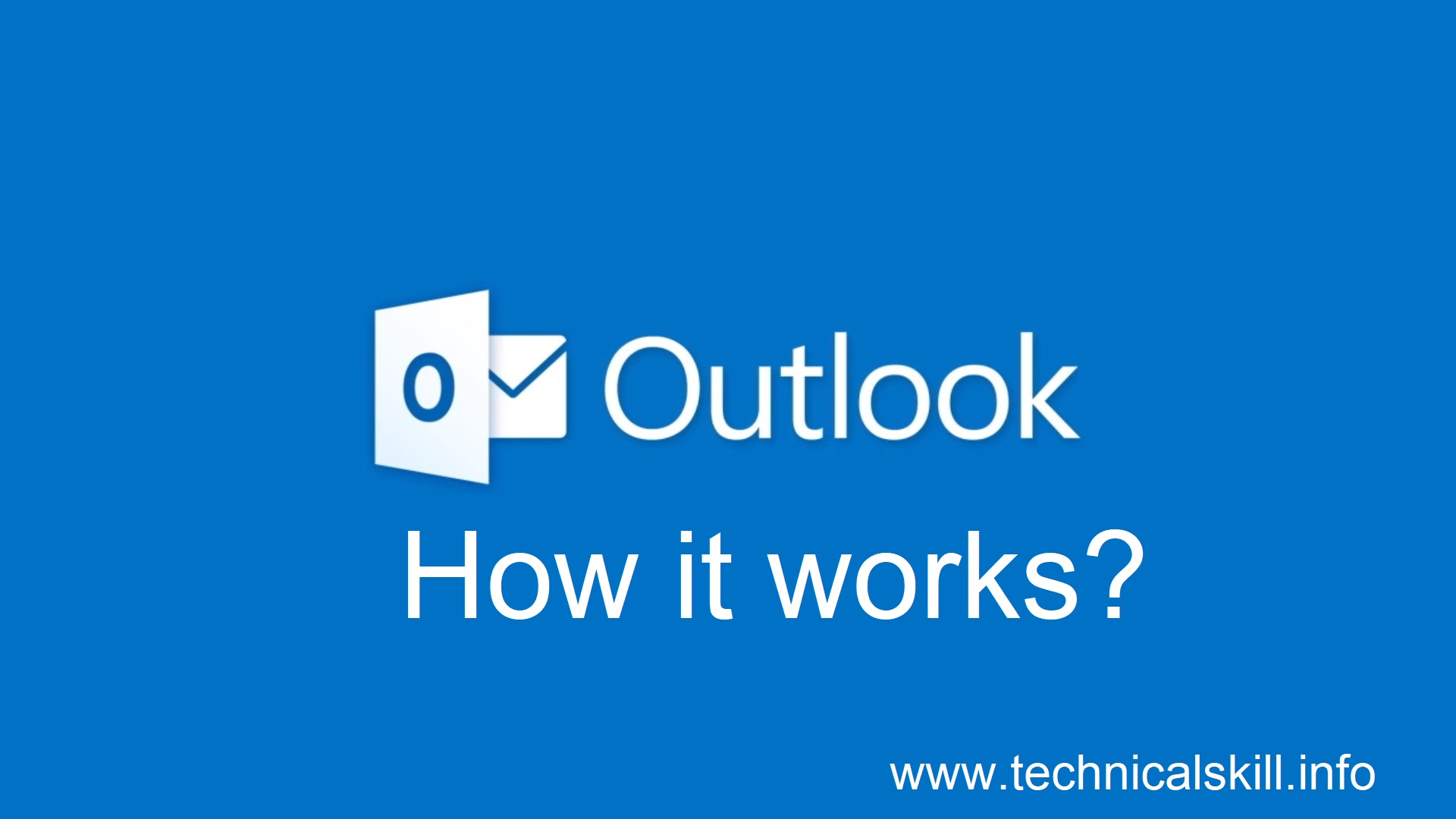 What-is-microsoft-outlook, How-to-use-microsoft-outlook