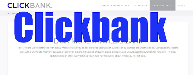 What is clickbank and how to work in affiliate market