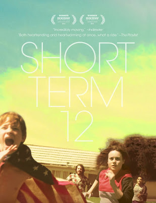Poster Of Hollywood Film Short Term 12 (2013) In 300MB Compressed Size PC Movie Free Download At worldfree4u.com